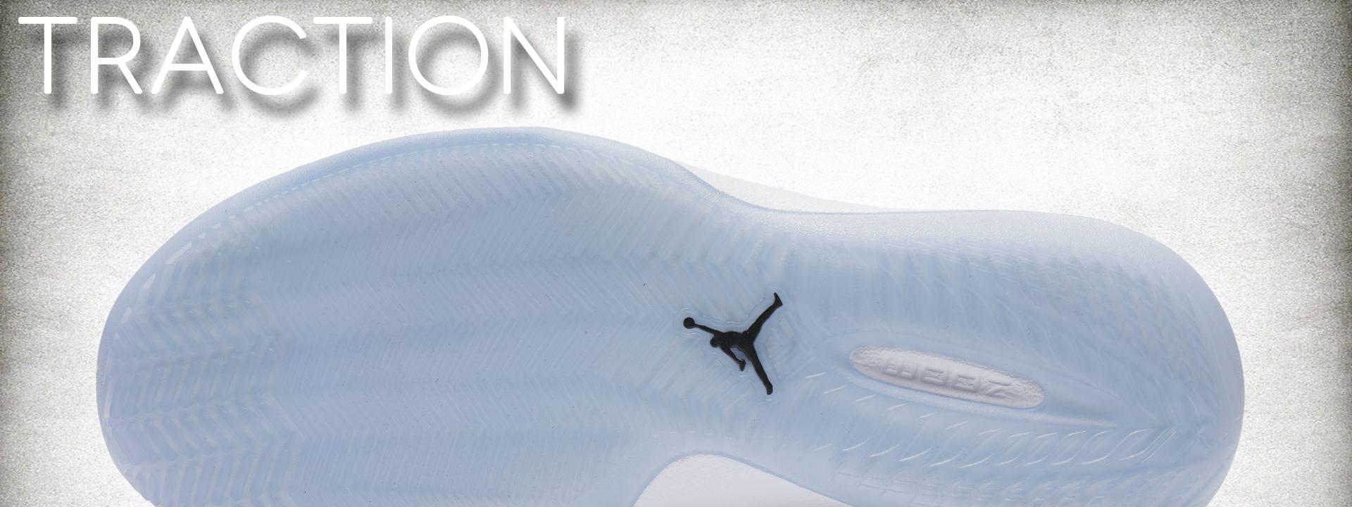 Jordan CP3.XI performance review duke4005 traction