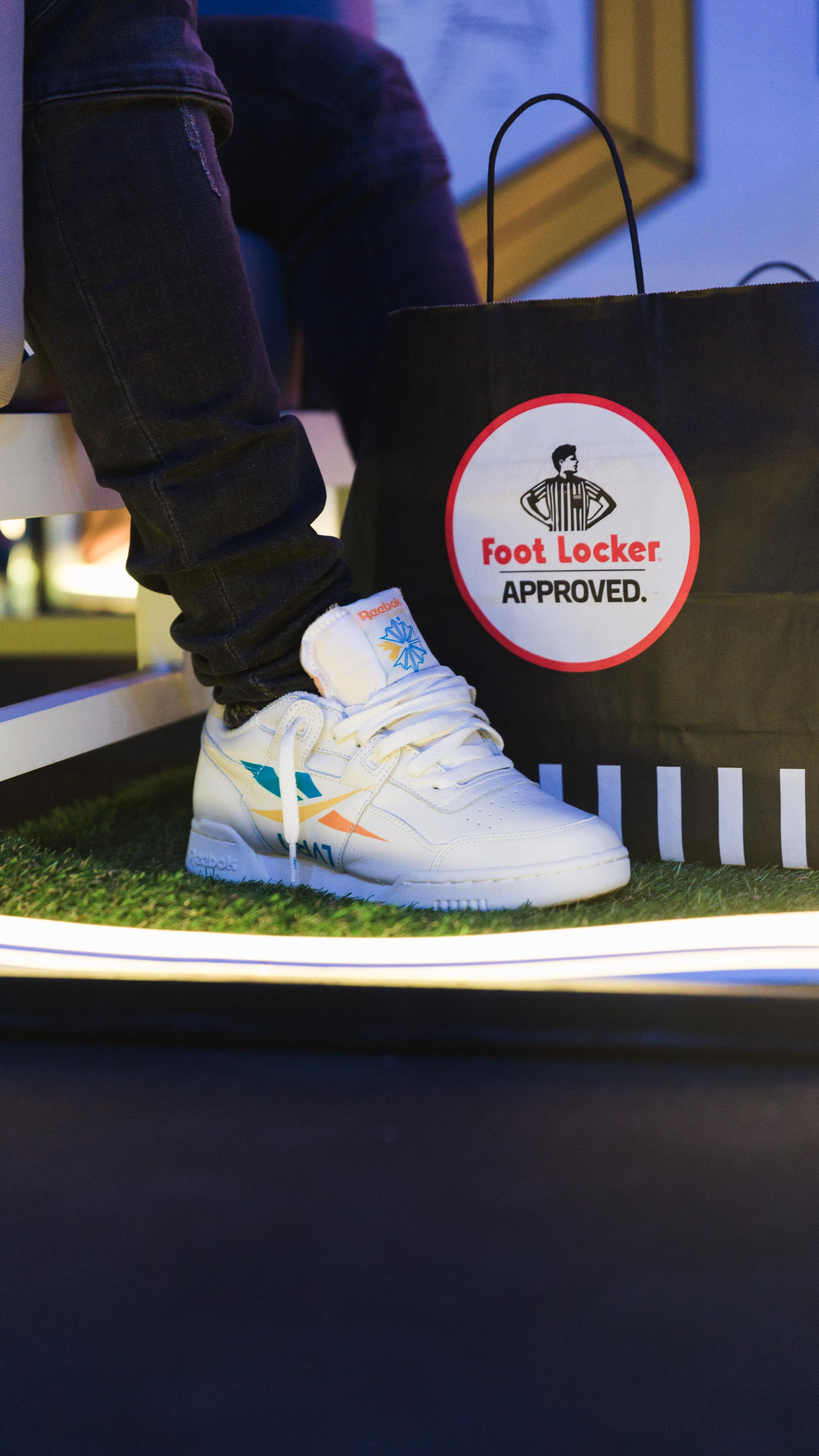 LVRN FRKO RICO Reebok Classic 3AM Atlanta launch 8