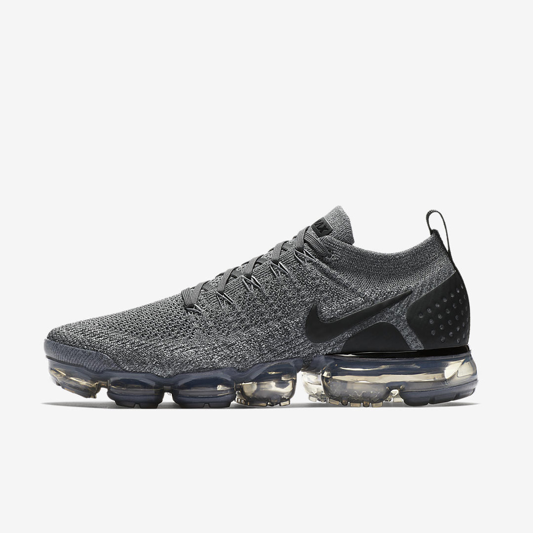 NIKE AIR VAPORMAX FLYKNIT 2 DARK GREY 3
