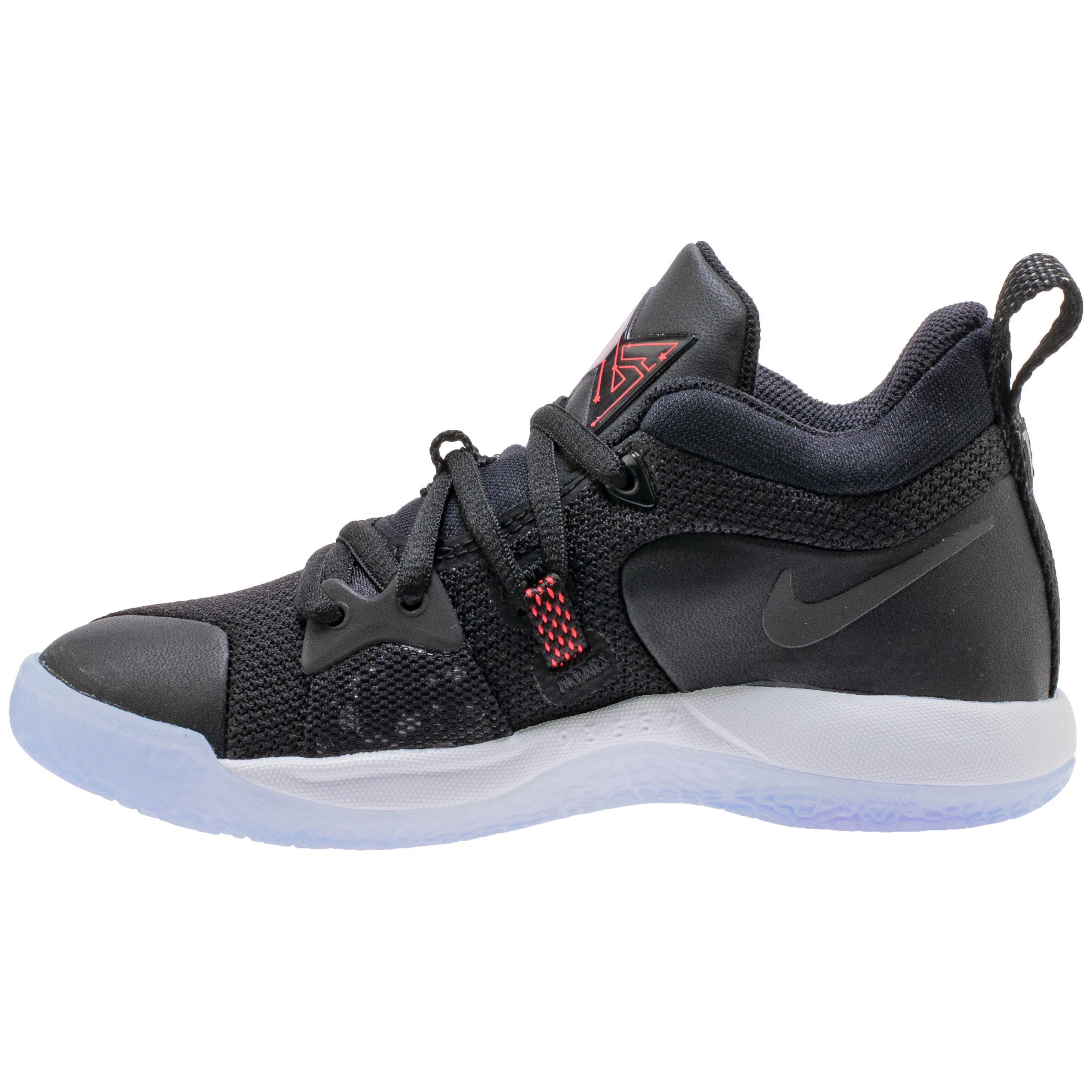 A New Nike PG 2 'Black/White/Red' with