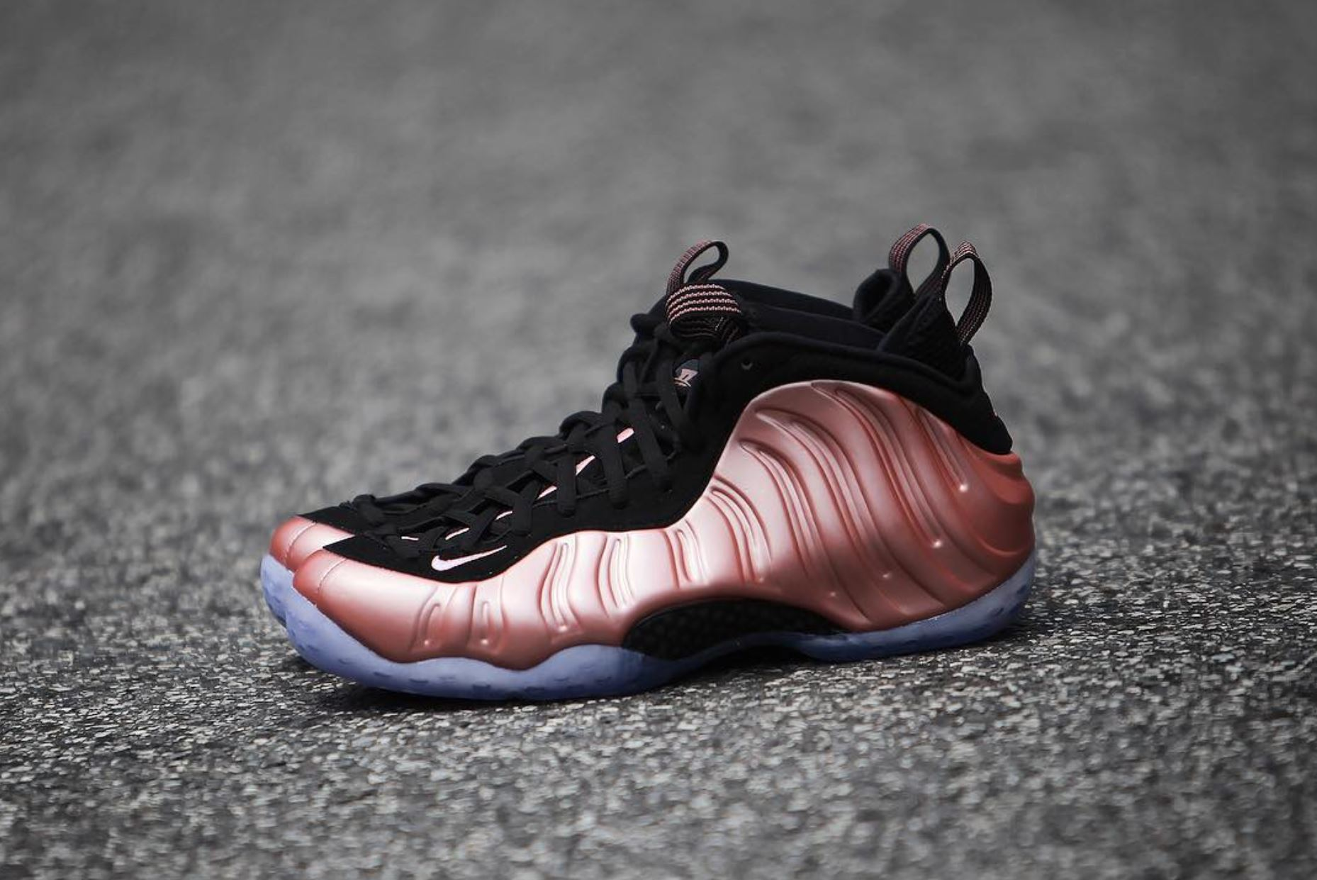 Nike Air Foamposite OneVarsity RedBlack New Images ...