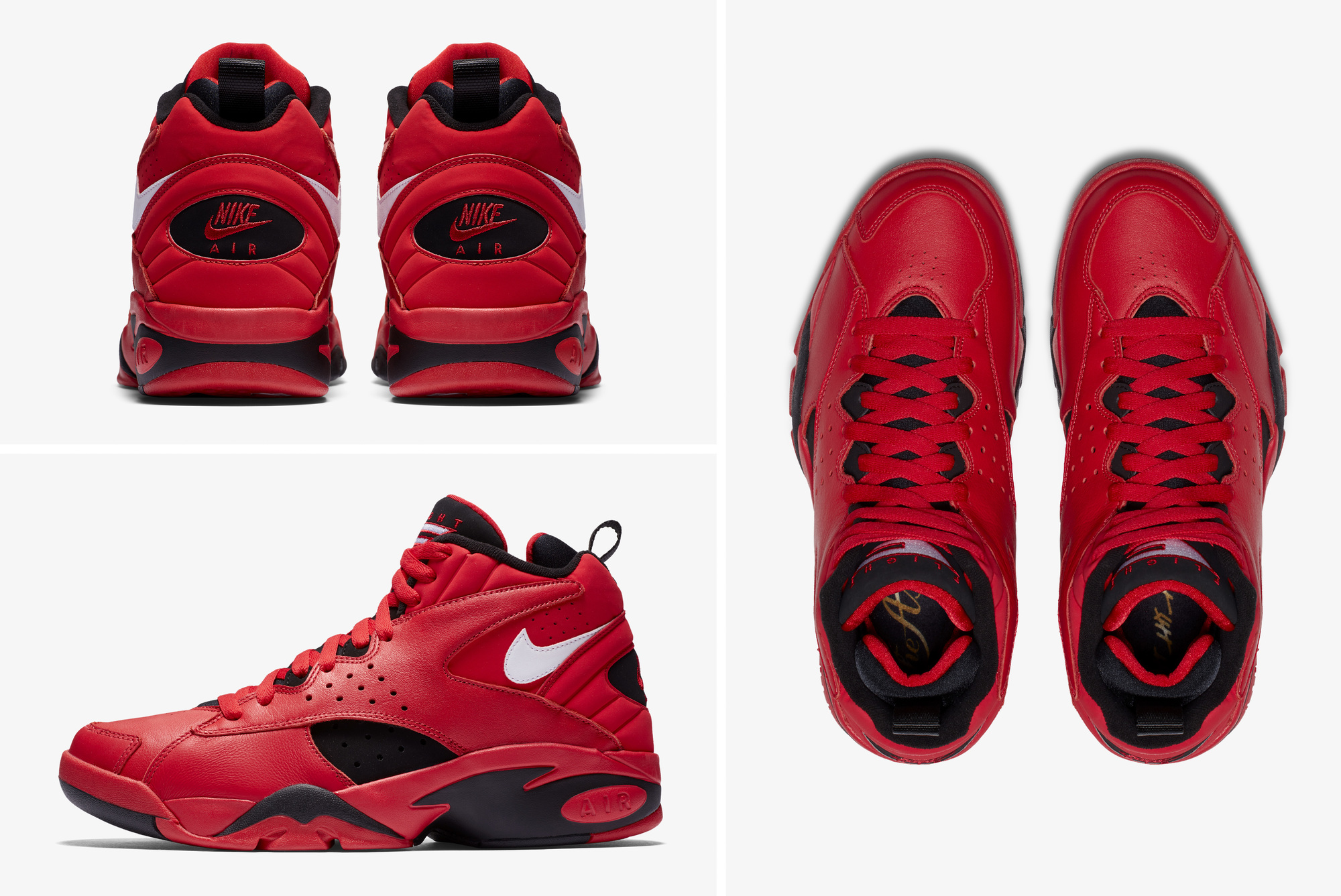Nike Air Maestro II trifecta scottie pippen