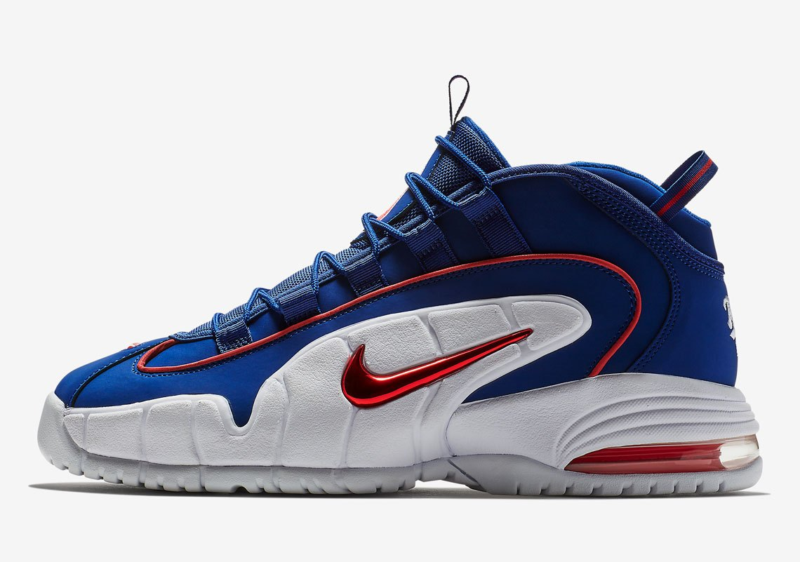 This Nike Air Max Penny 1 Pays Homage to Lil Penny WearTesters