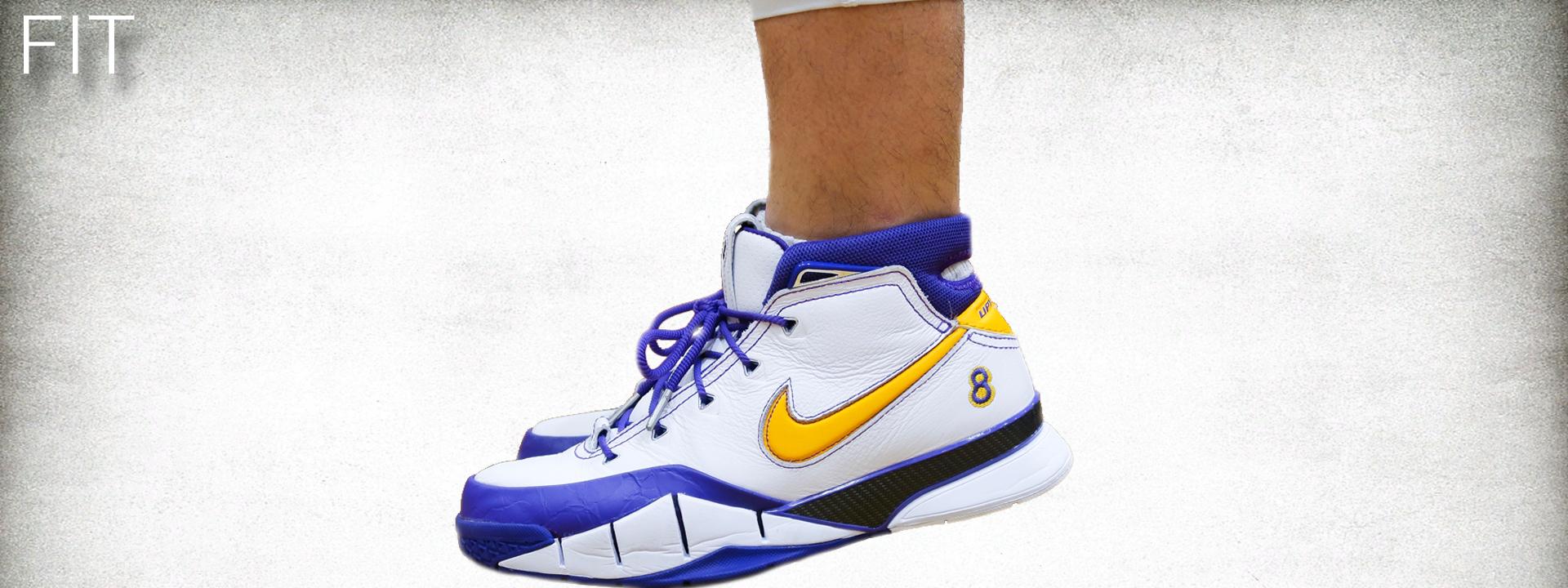 Nike Kobe 1 Protro Performance Review