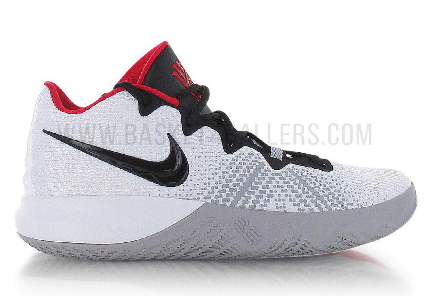 The Nike Kyrie Flytrap Appears in White