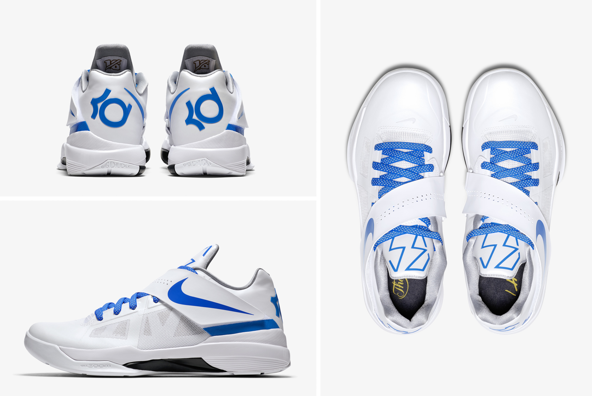 Nike Zoom KD 4 Battle Tested kevin durant