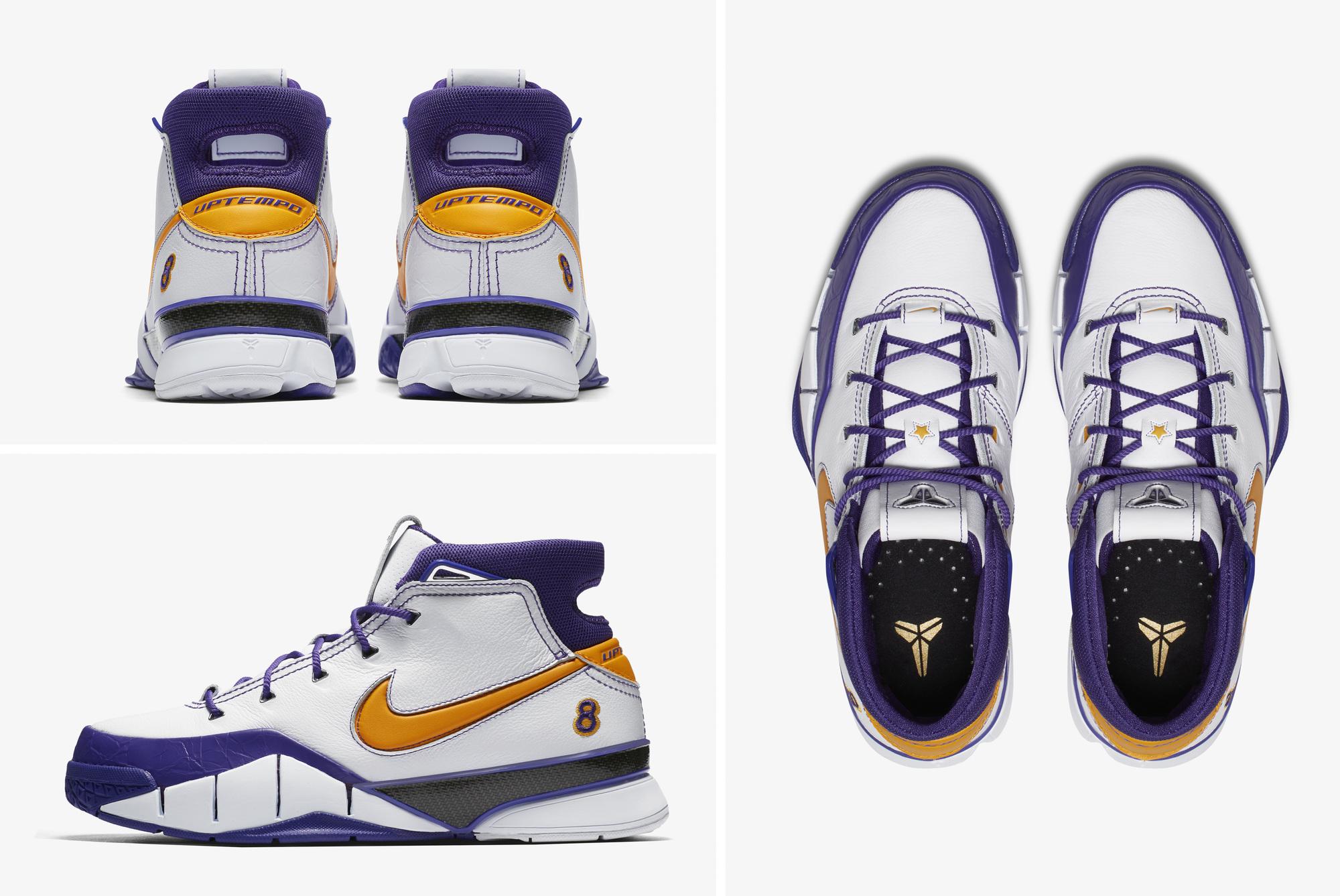 Nike Zoom Kobe 1 Protro final seconds