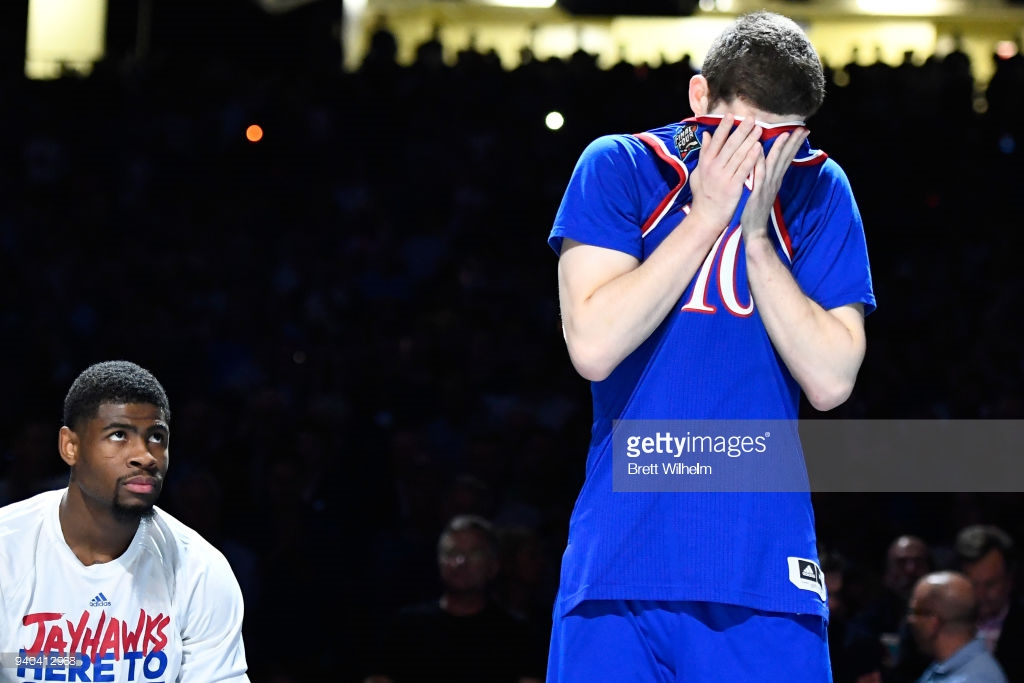 adidas college basketball scandal kansas jayhawks