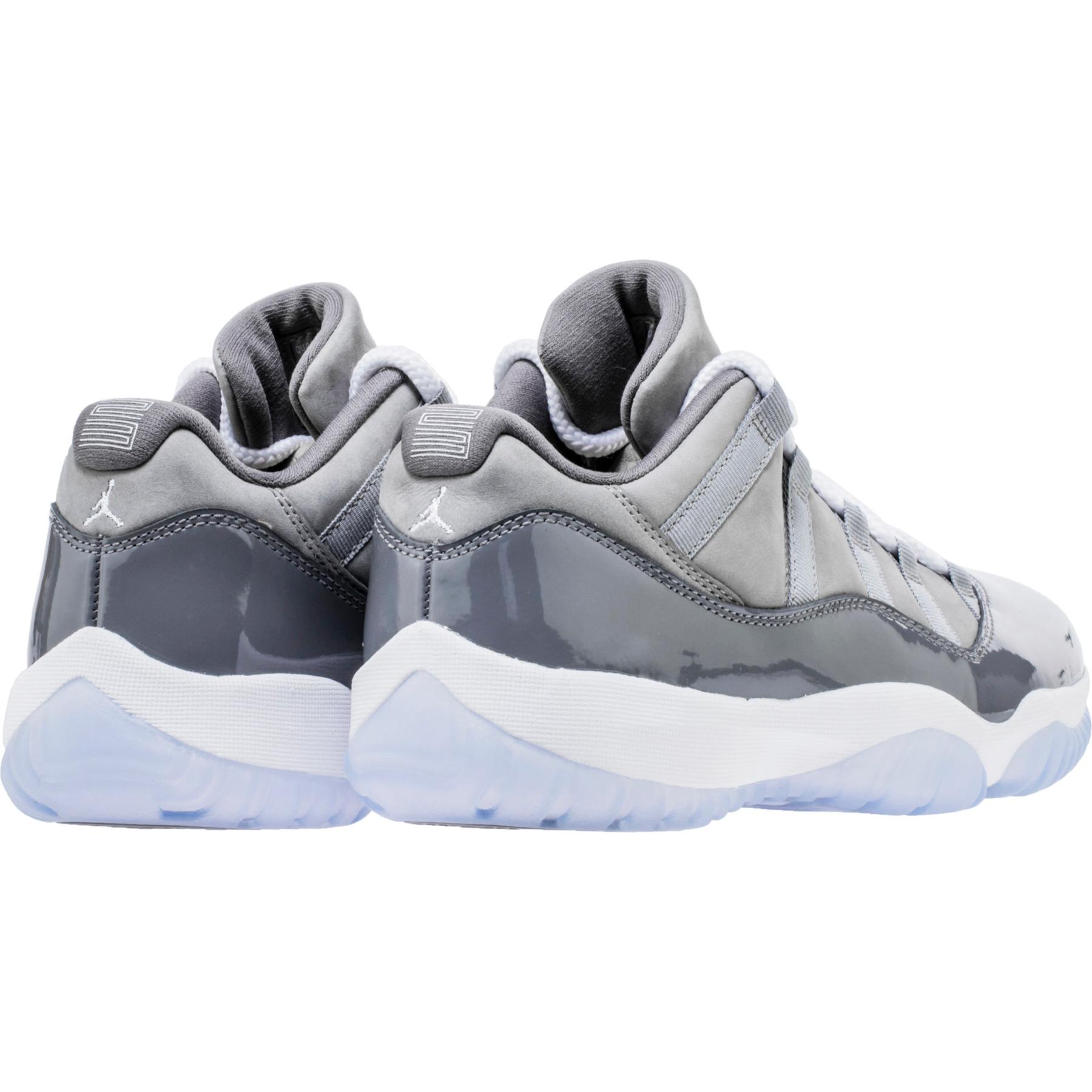 air jordan 11 low cool grey release date (2)