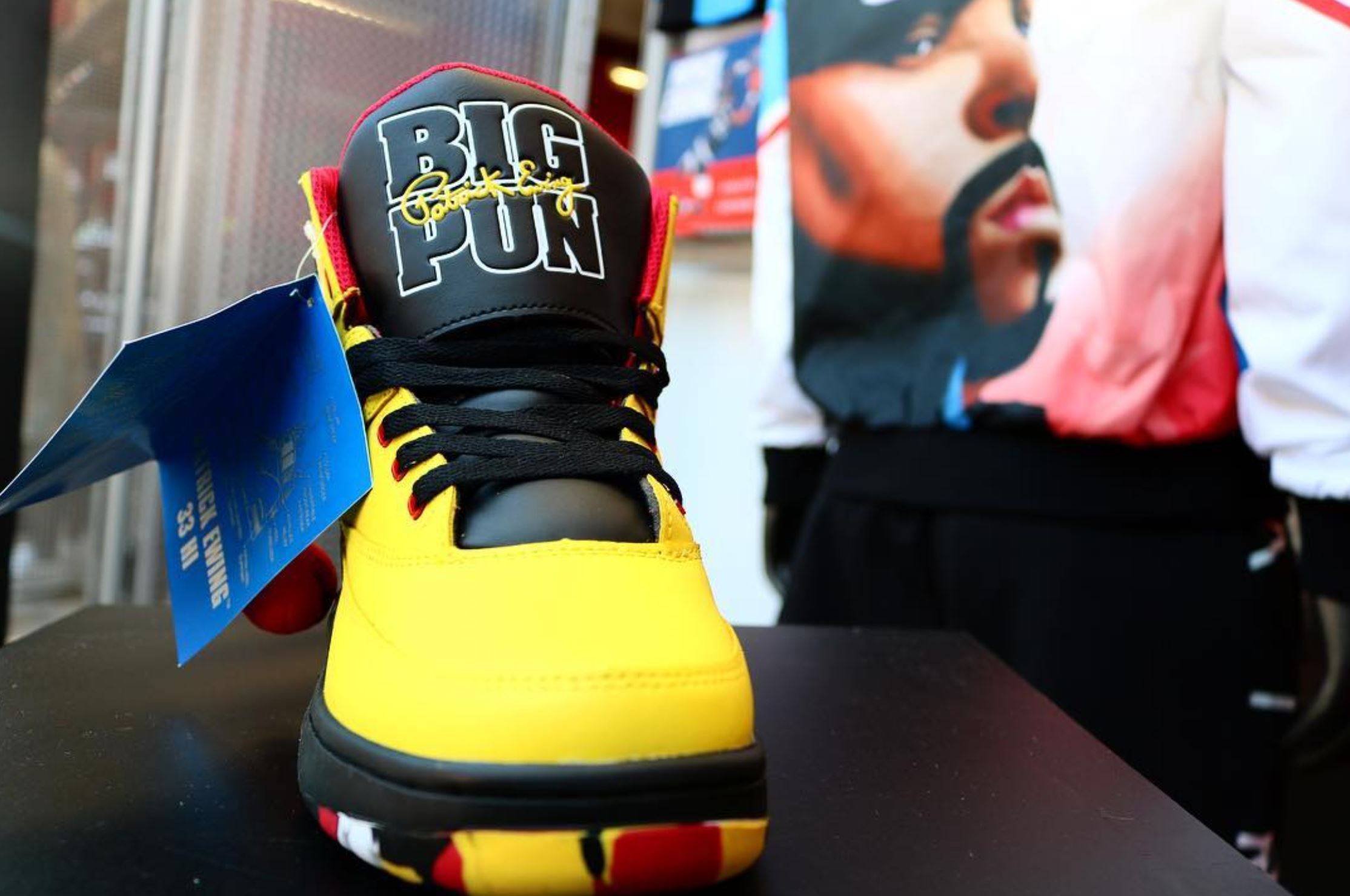 ewing big pun sneaker release bx sports 1