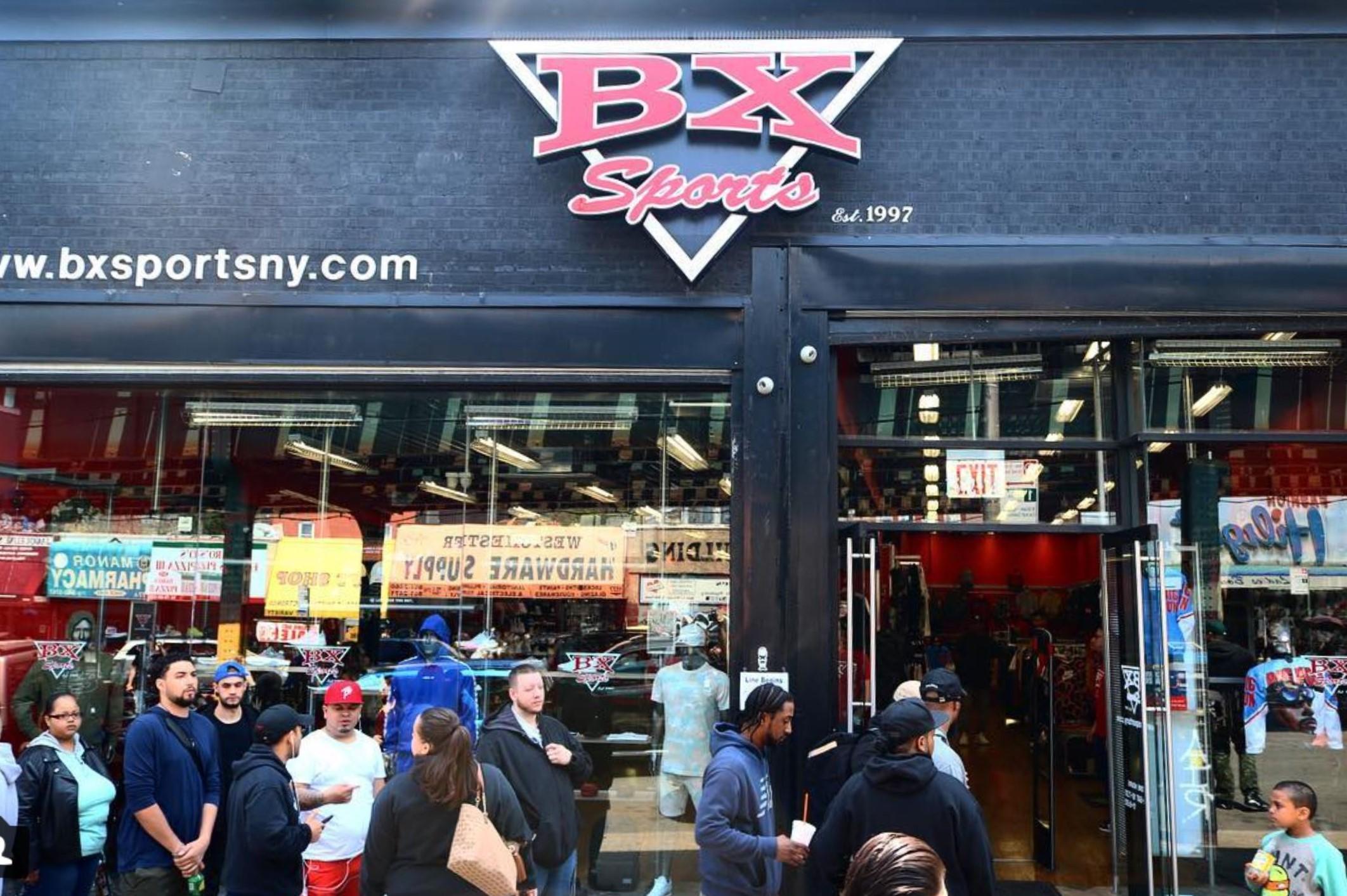 ewing big pun sneaker release bx sports