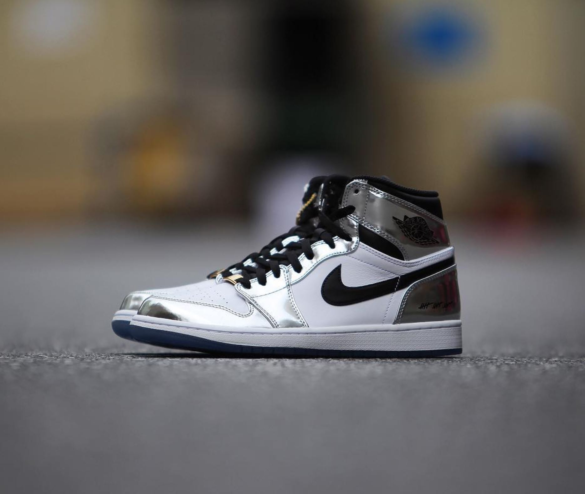 kawhi leonard air jordan 1 pass the torch