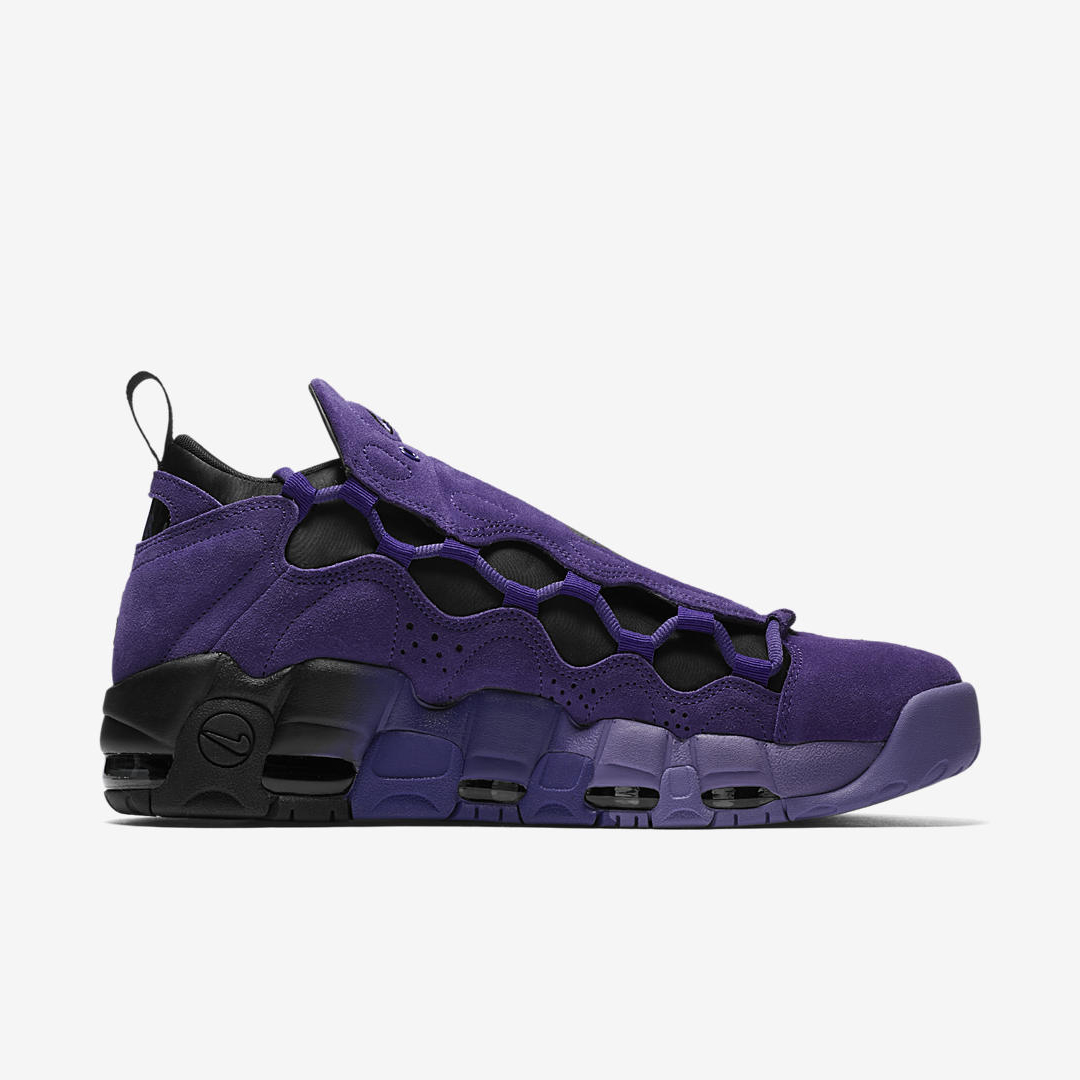 nike air more money court purple quickstrike 3