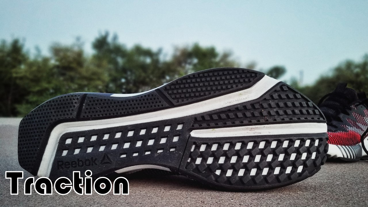 Reebok Fusion Flexweave Performance Review Traction
