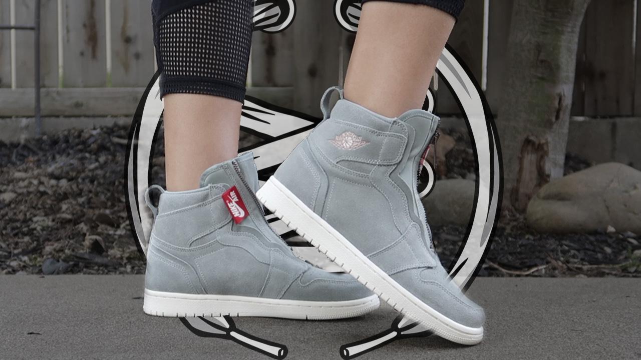 Air Jordan 1 Hi Zip