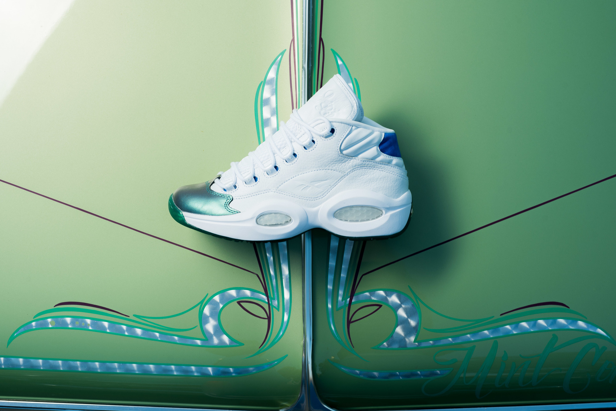 Currensy Reebok question release date