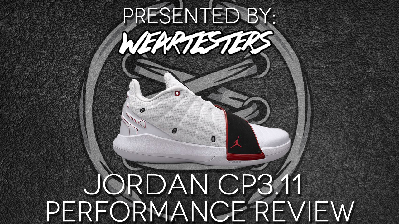 Jordan CP3 11 Performance Review Chris Paul