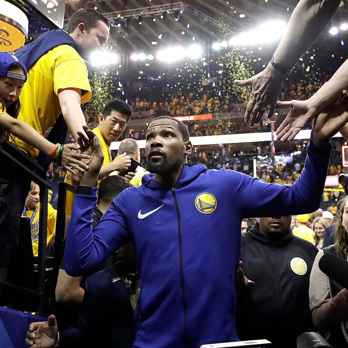 Kevin Durant Opens Up About 2014 Sneaker Free Agency in Recent Interview1