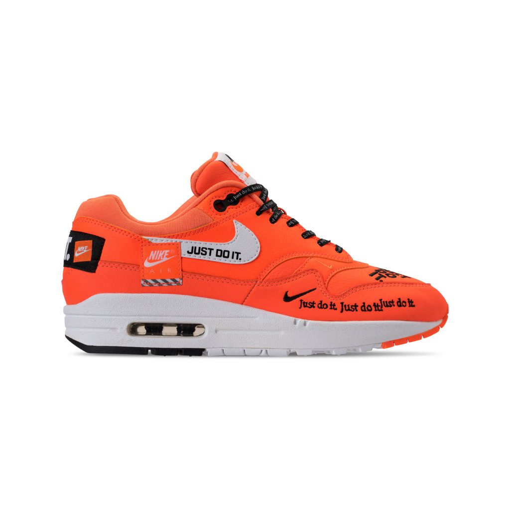 Nike WMNS Air Max 1 Lux Just Do It Pack Orange