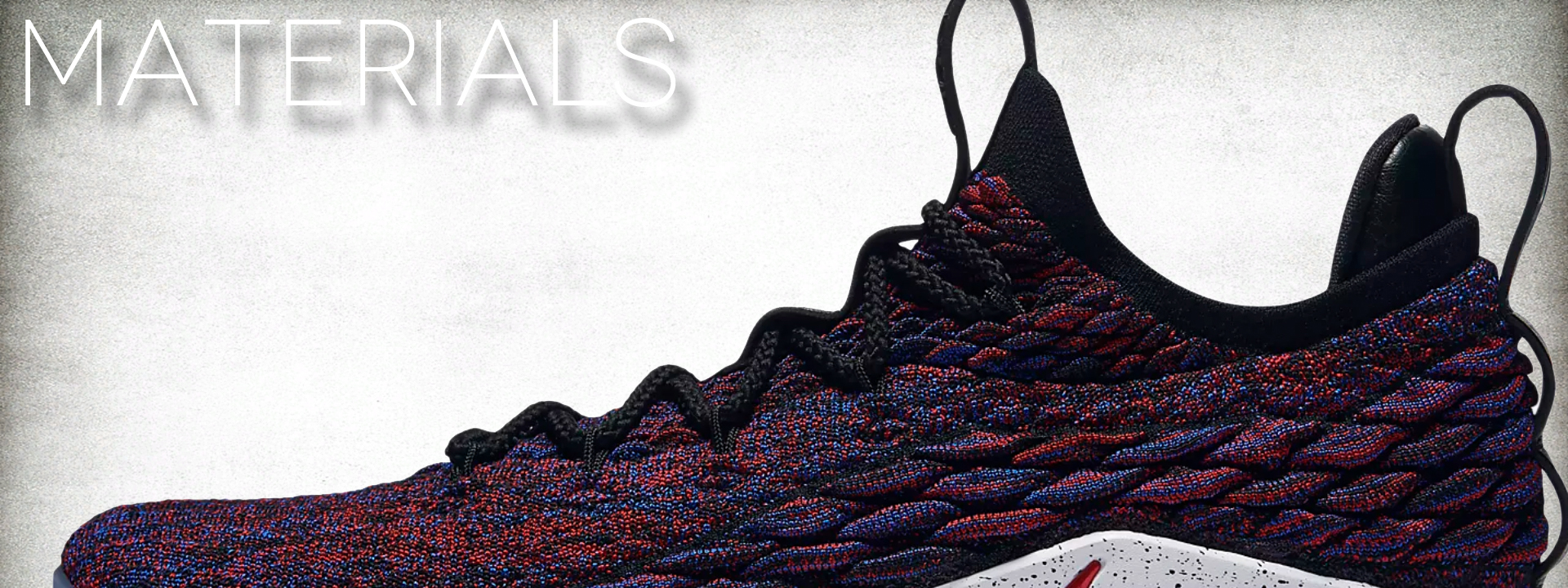 Nike LeBron 15 Low Performance Review Duke4005 materials