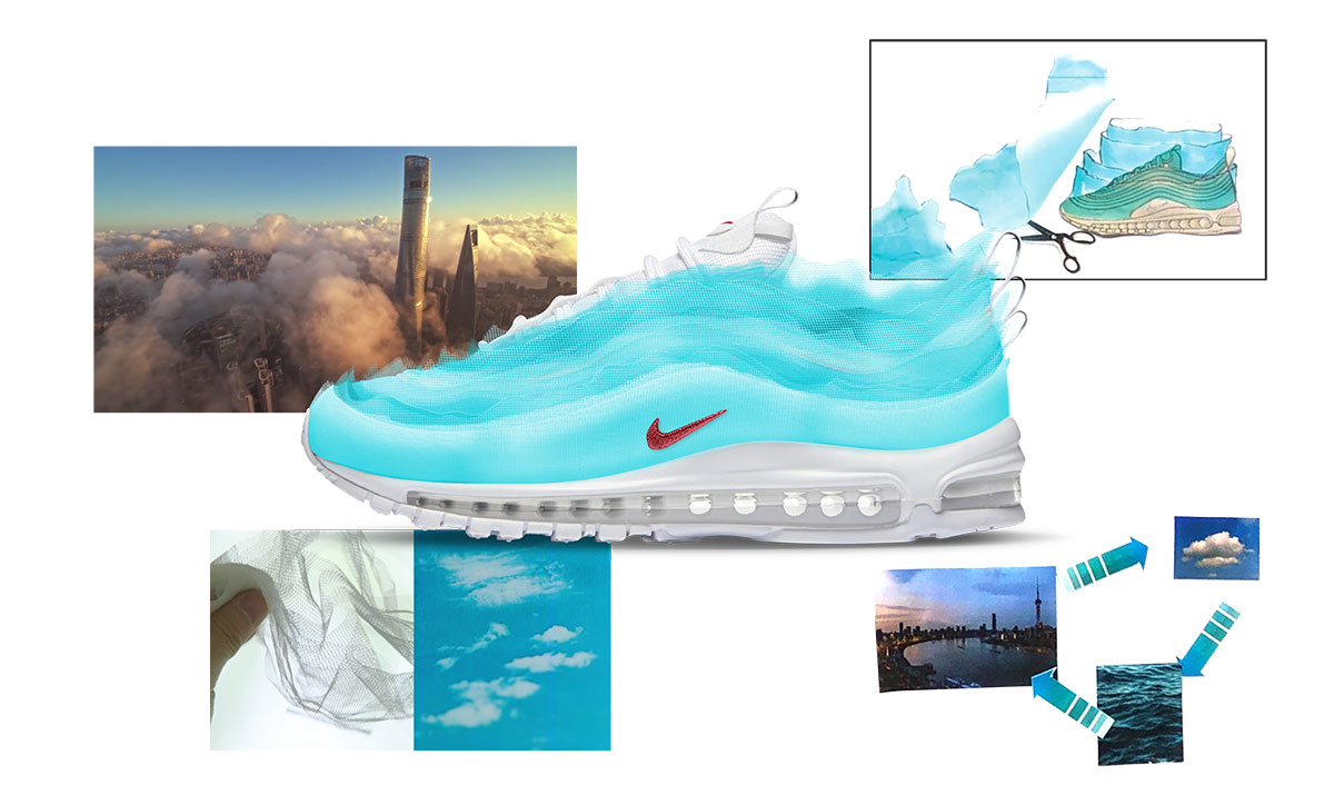 Nike on air voting shanghai air max 97