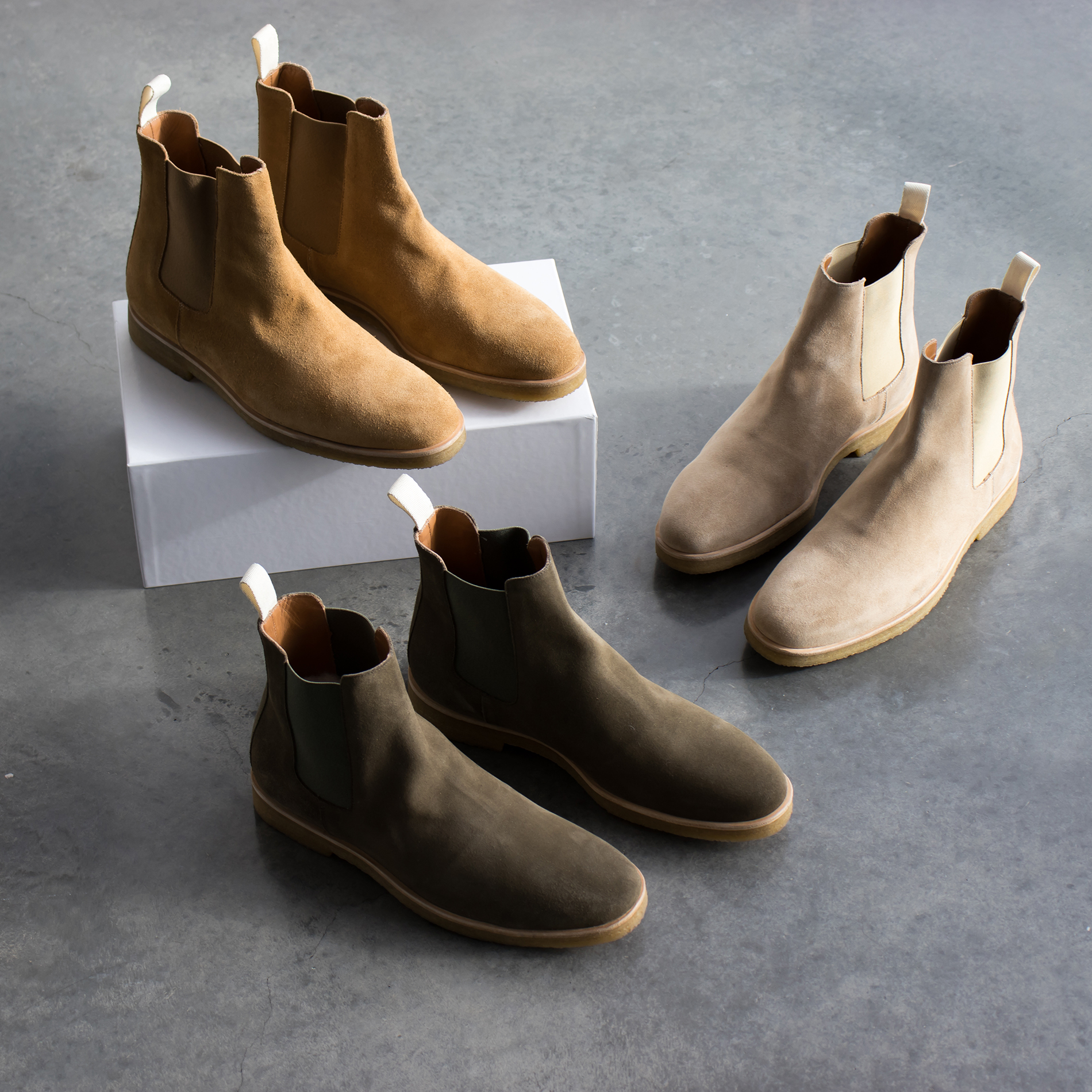 Oliver Cabell Chelsea Boot 12