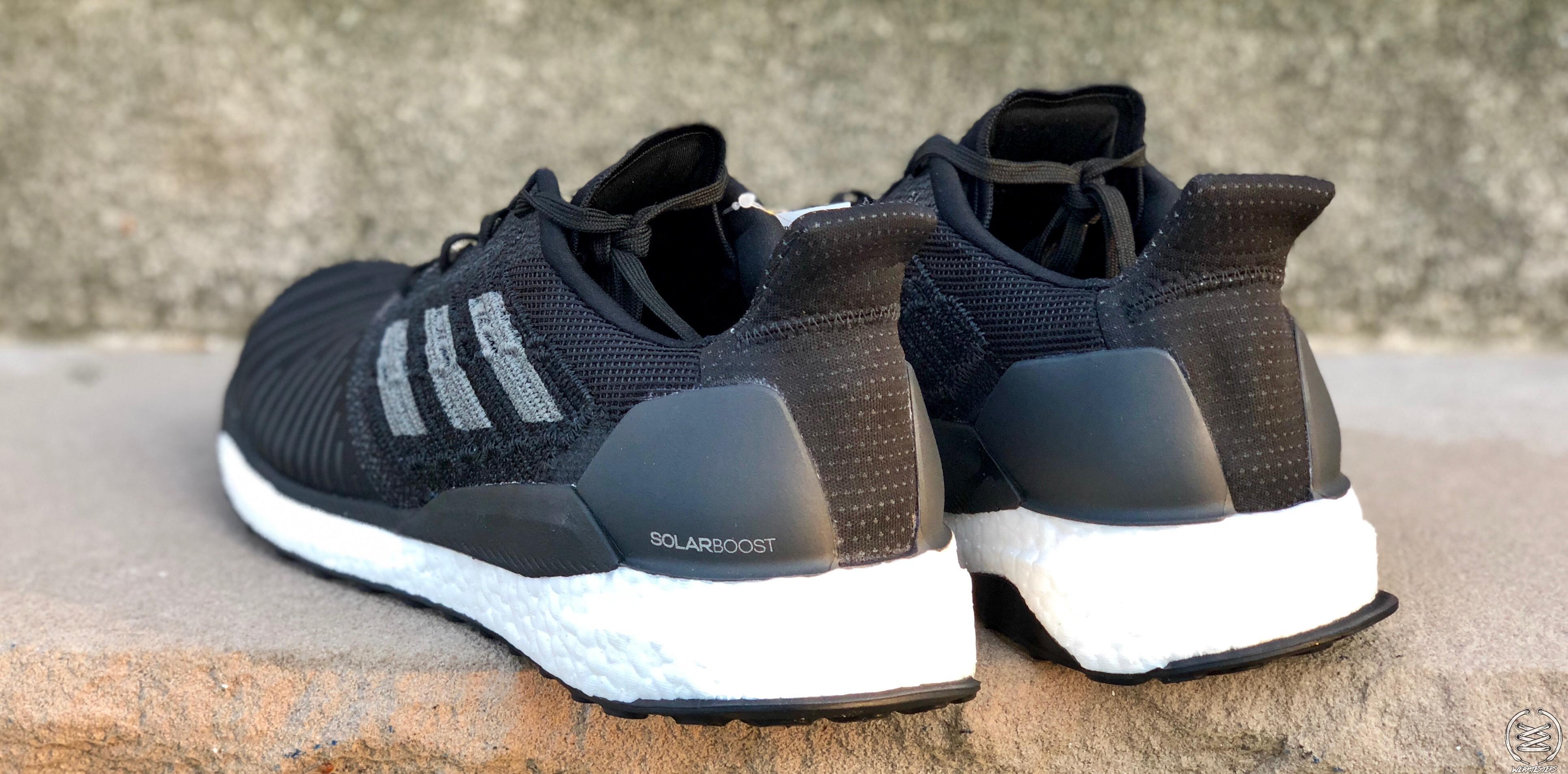 adidas solarboost black grey 1