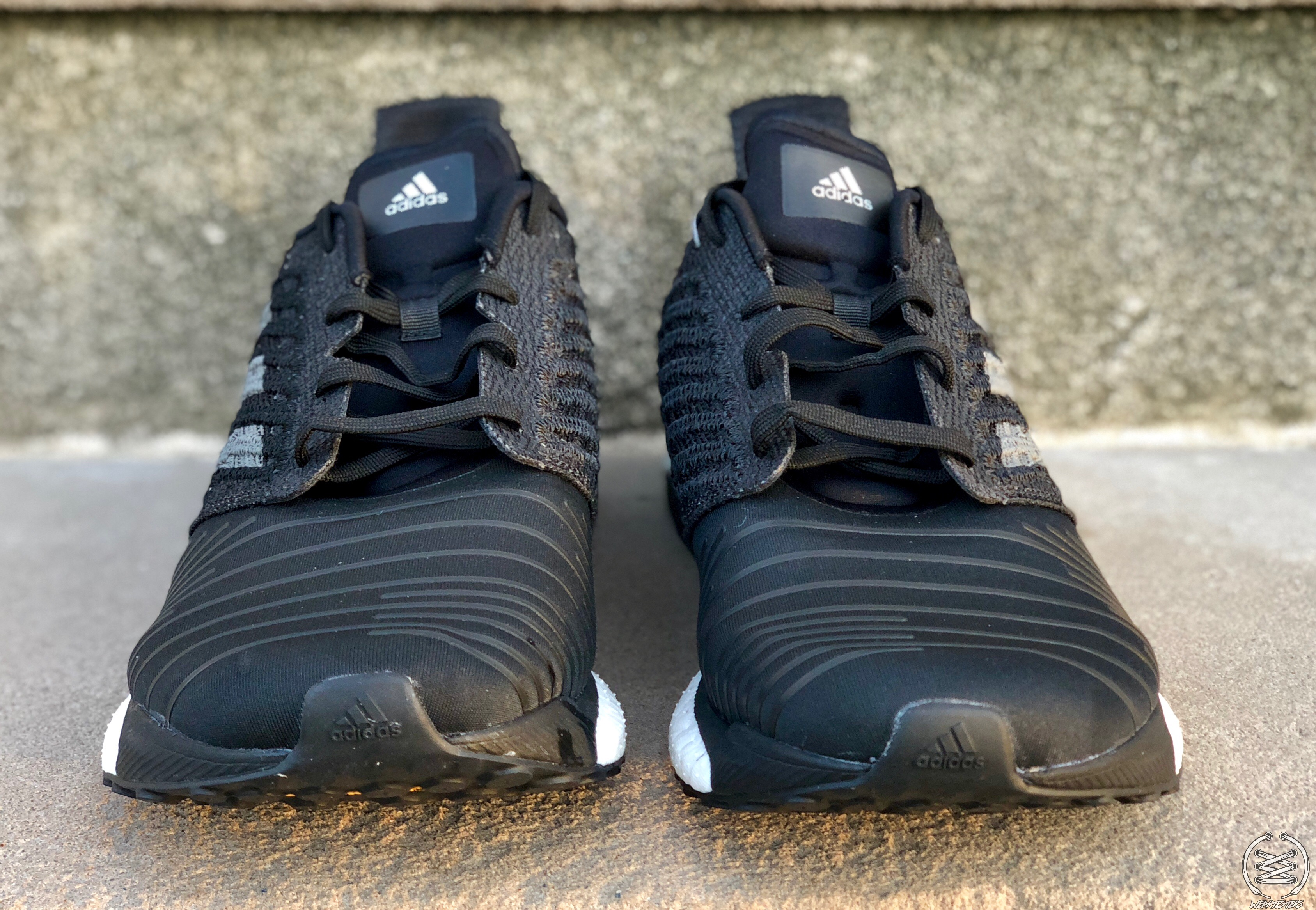 adidas solarboost black grey 3