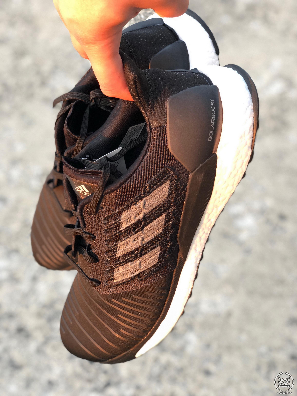 adidas solarboost black grey 7