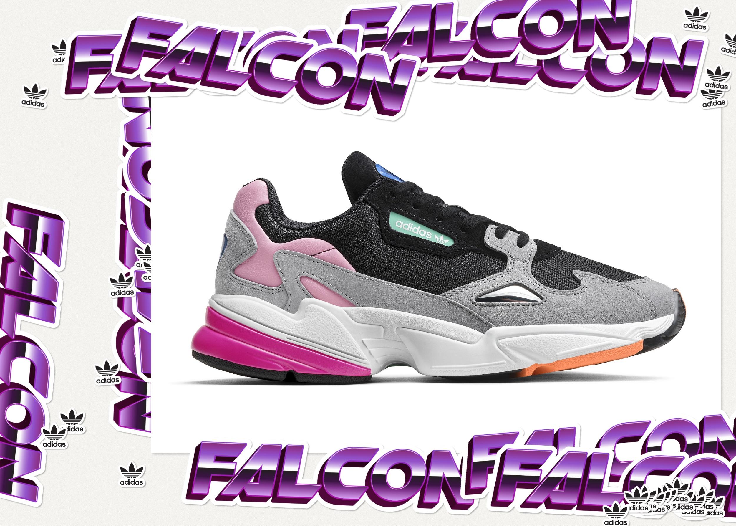 adidas Originals Falcon W 4