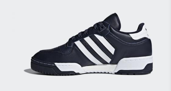 adidas Originals Rivalry Lo Descendant Black 2