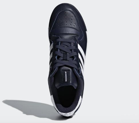 adidas Originals Rivalry Lo Descendant Black 3