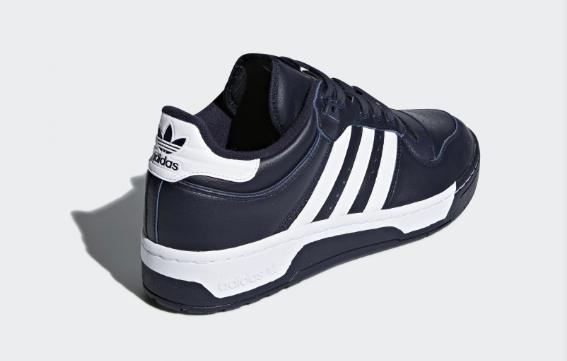 adidas Originals Rivalry Lo Descendant Black 6