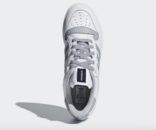 adidas Originals Rivalry Lo Descendant White 2