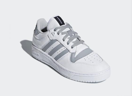 adidas Originals Rivalry Lo Descendant White 5