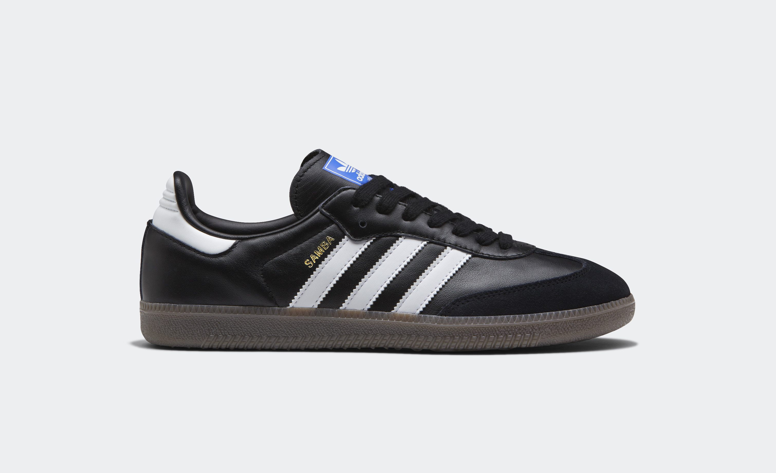 adidas Originals Samba Black 1