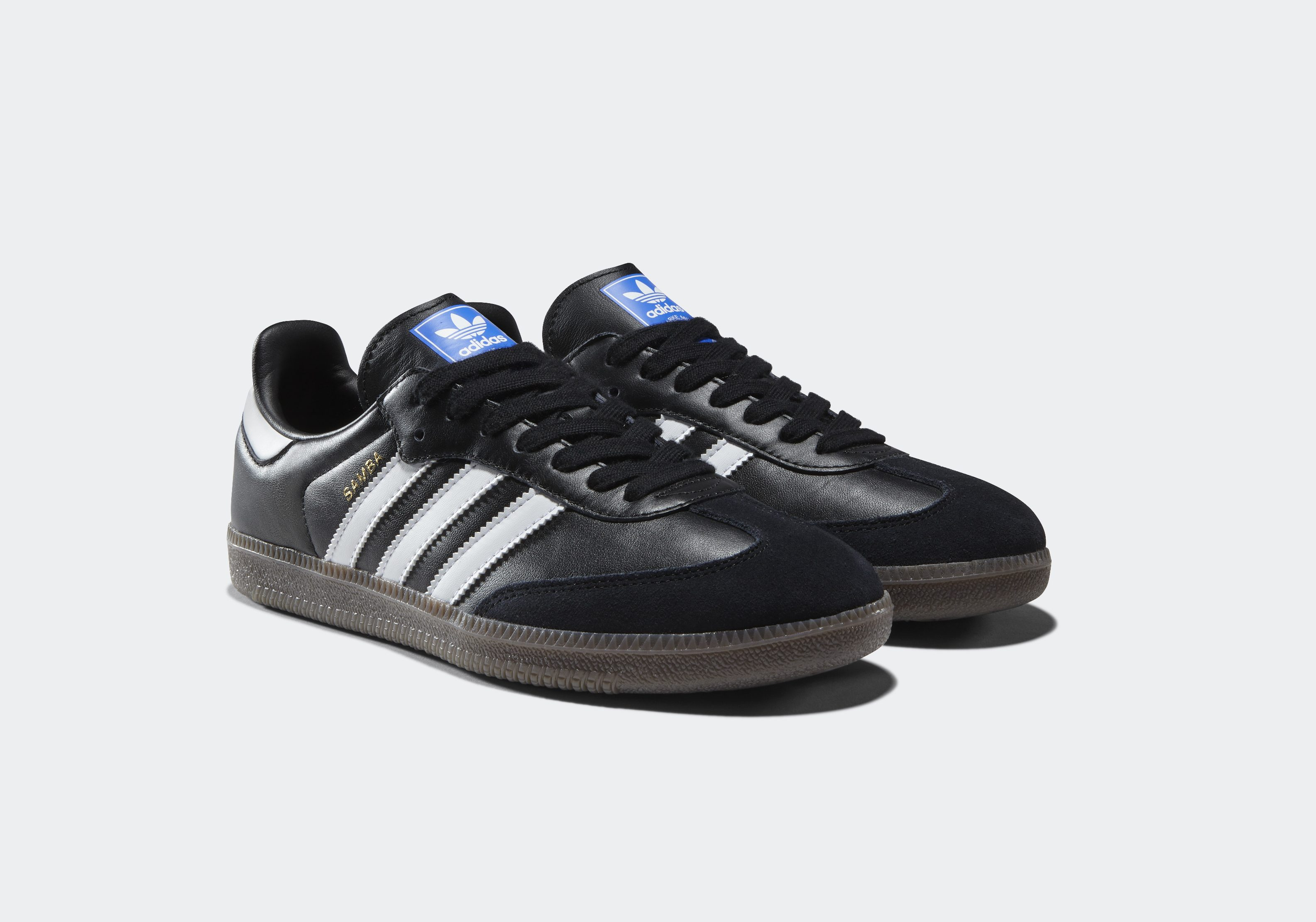 adidas Originals Samba Black 2