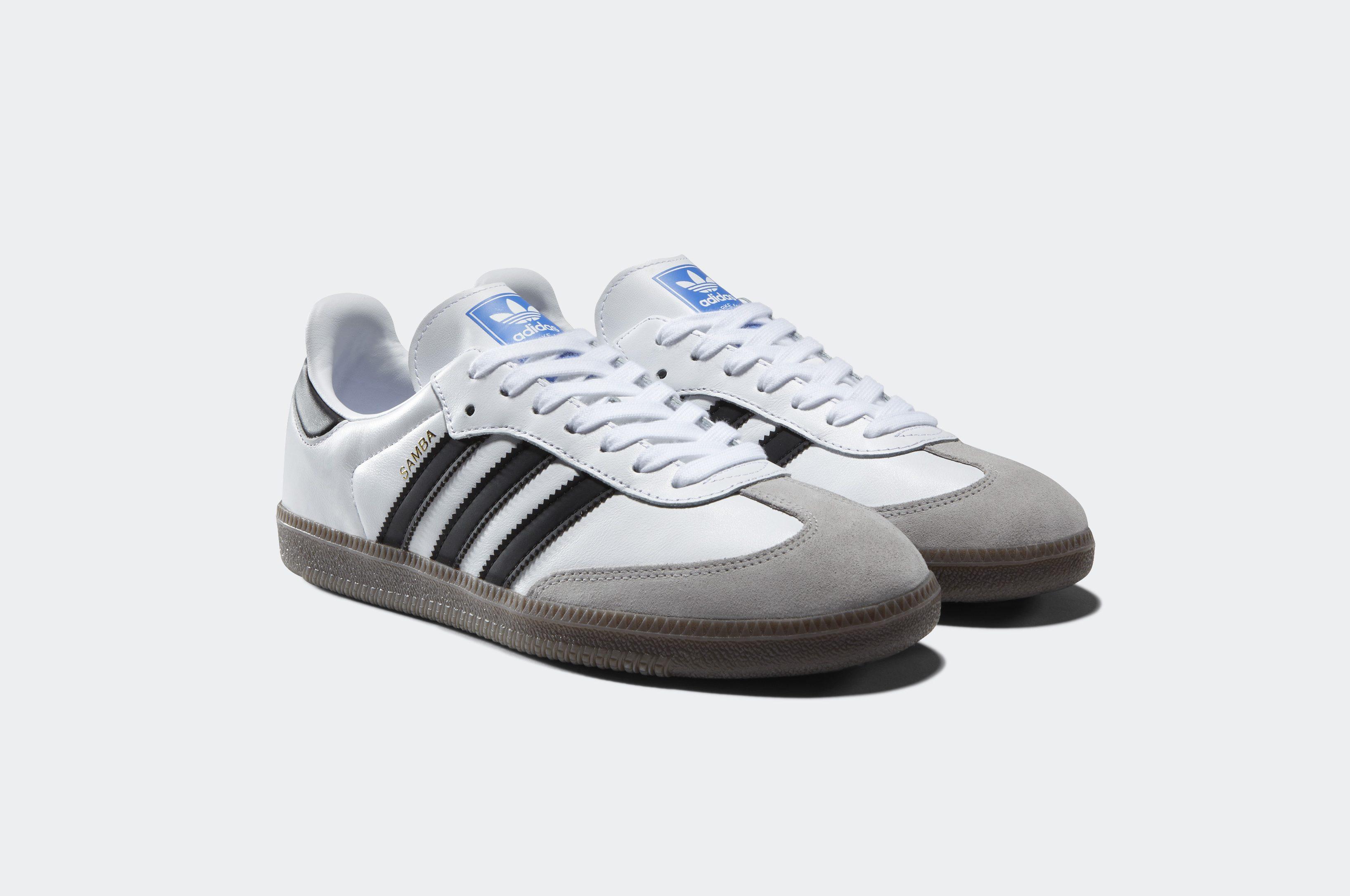 adidas Originals Samba White 1