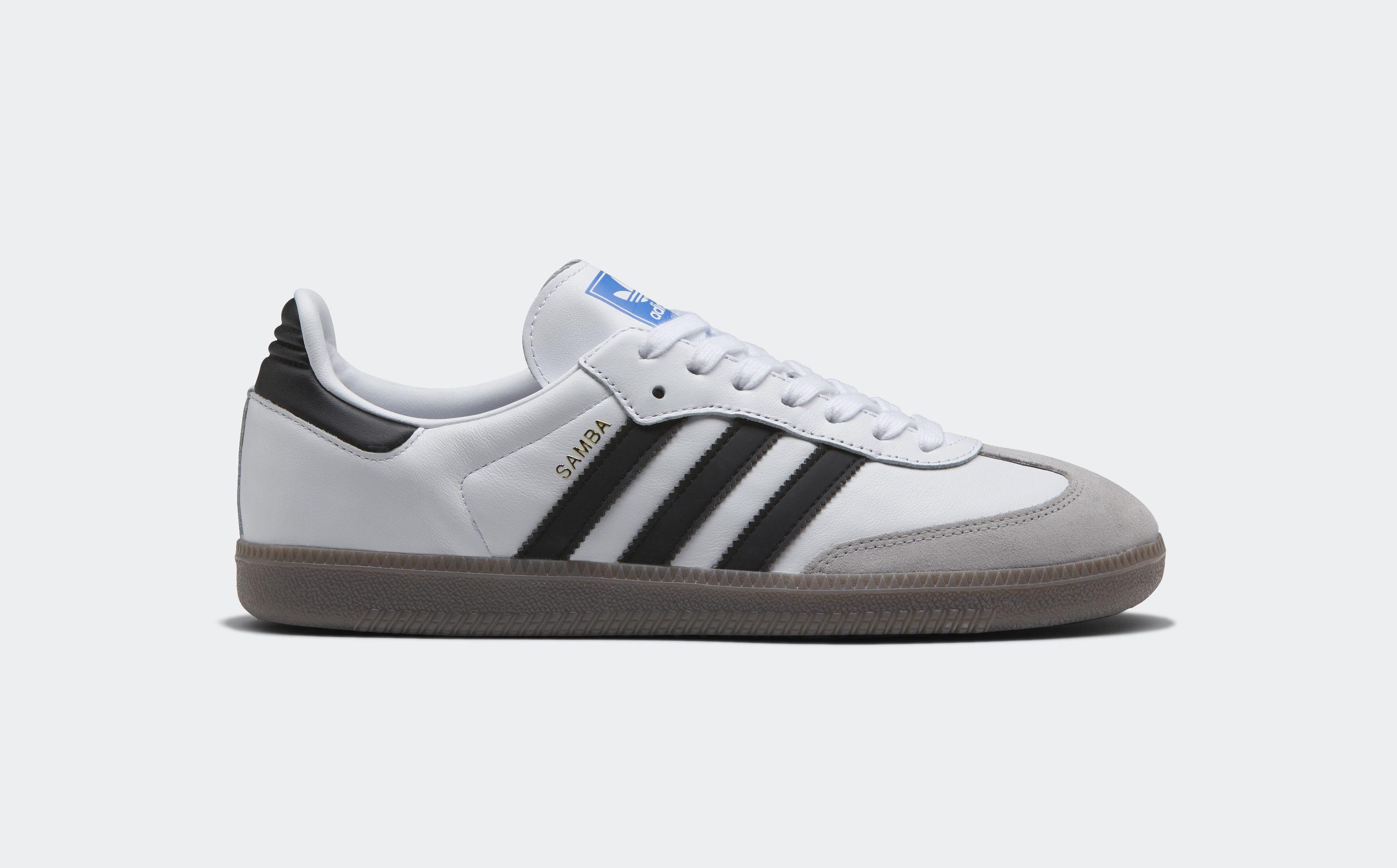 adidas Originals Samba White 2