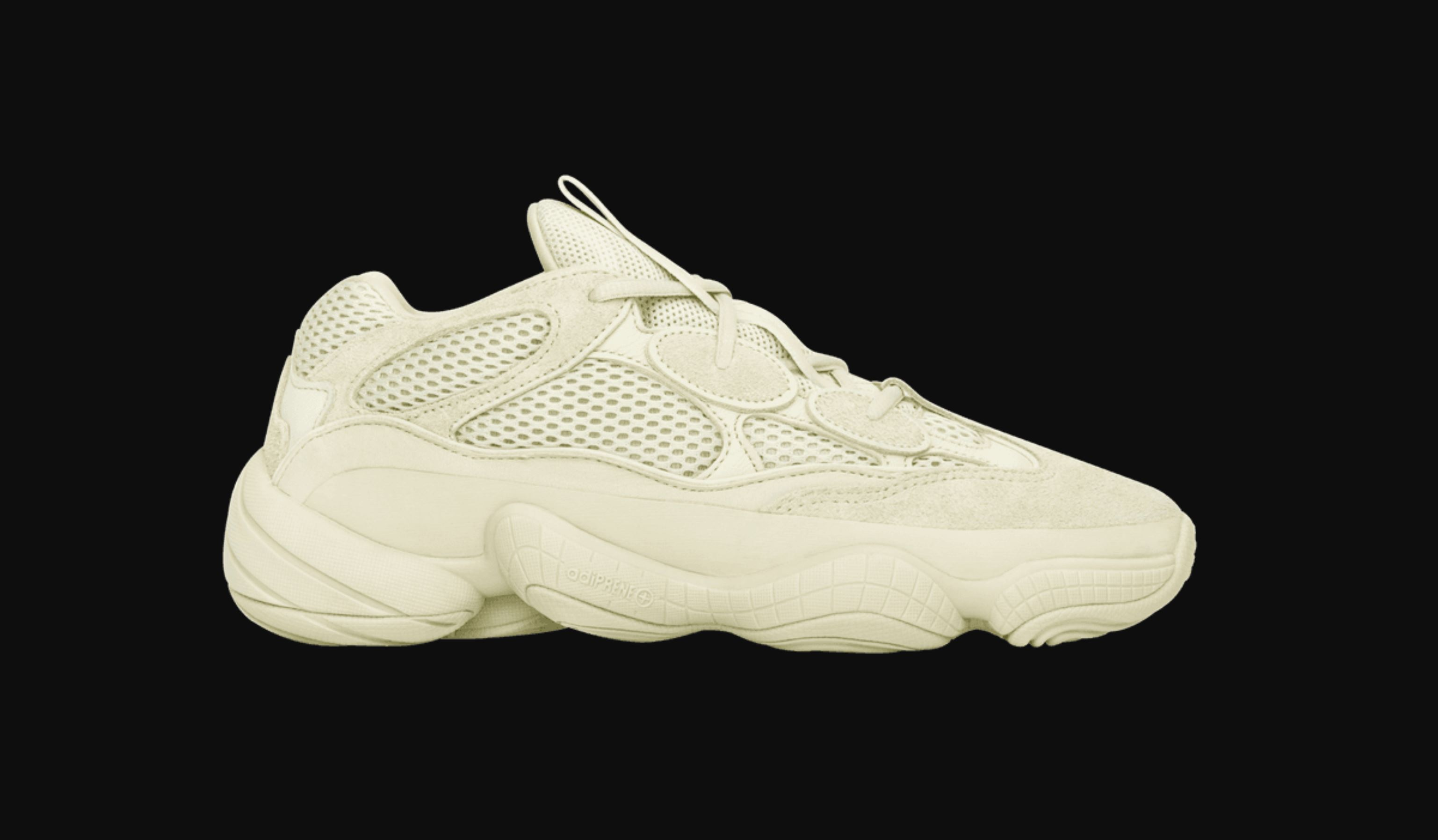 adidas yeezy 500 supermoon yellow restock