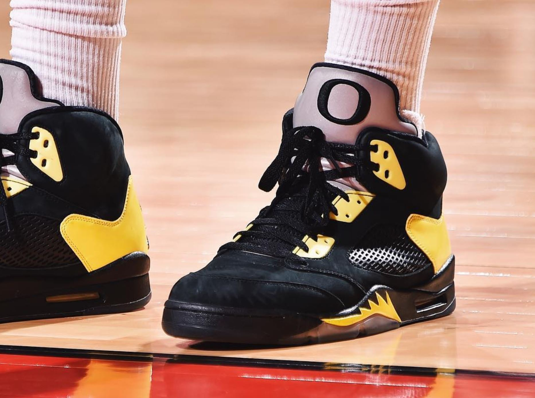 air jordan 5 oregon pj tucker