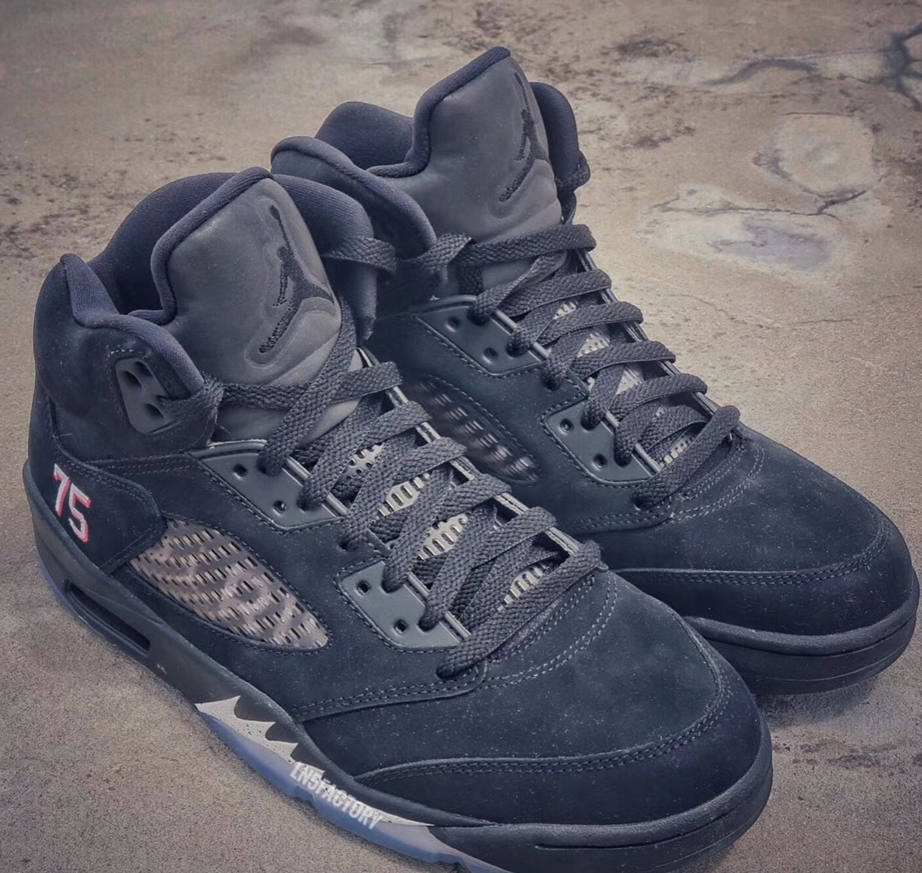 air jordan 5 paris saint germain