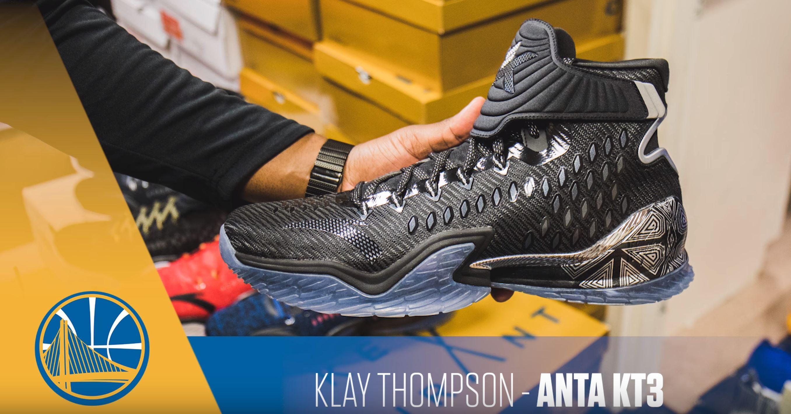 klay thompson KT3 PE 1