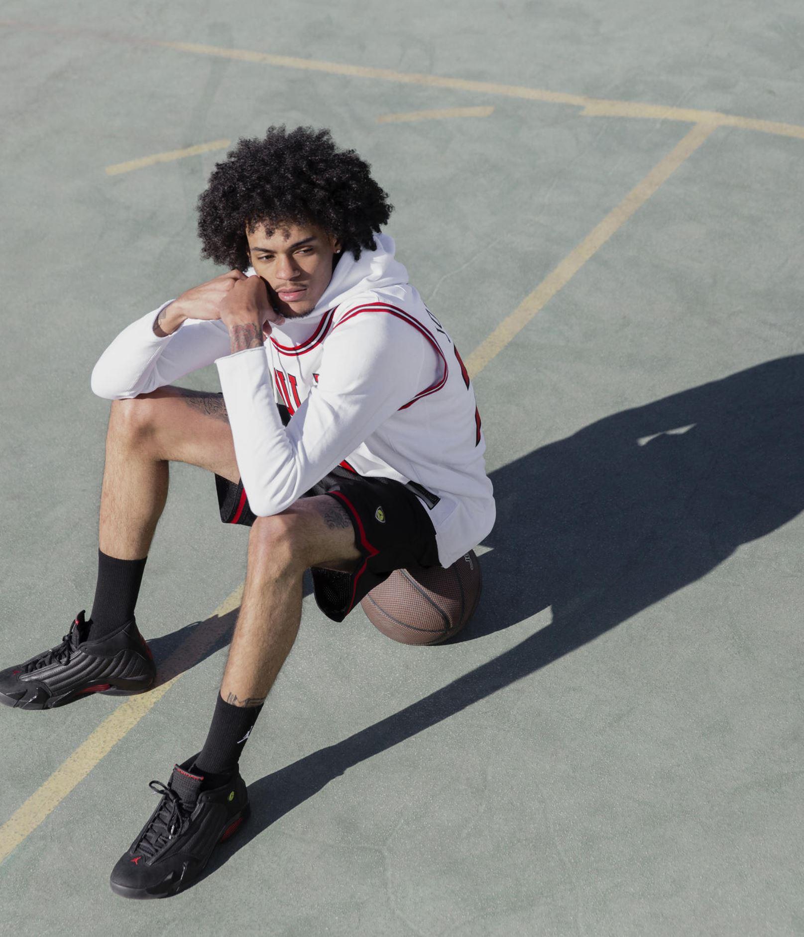 michael jordan swingman jersey 4