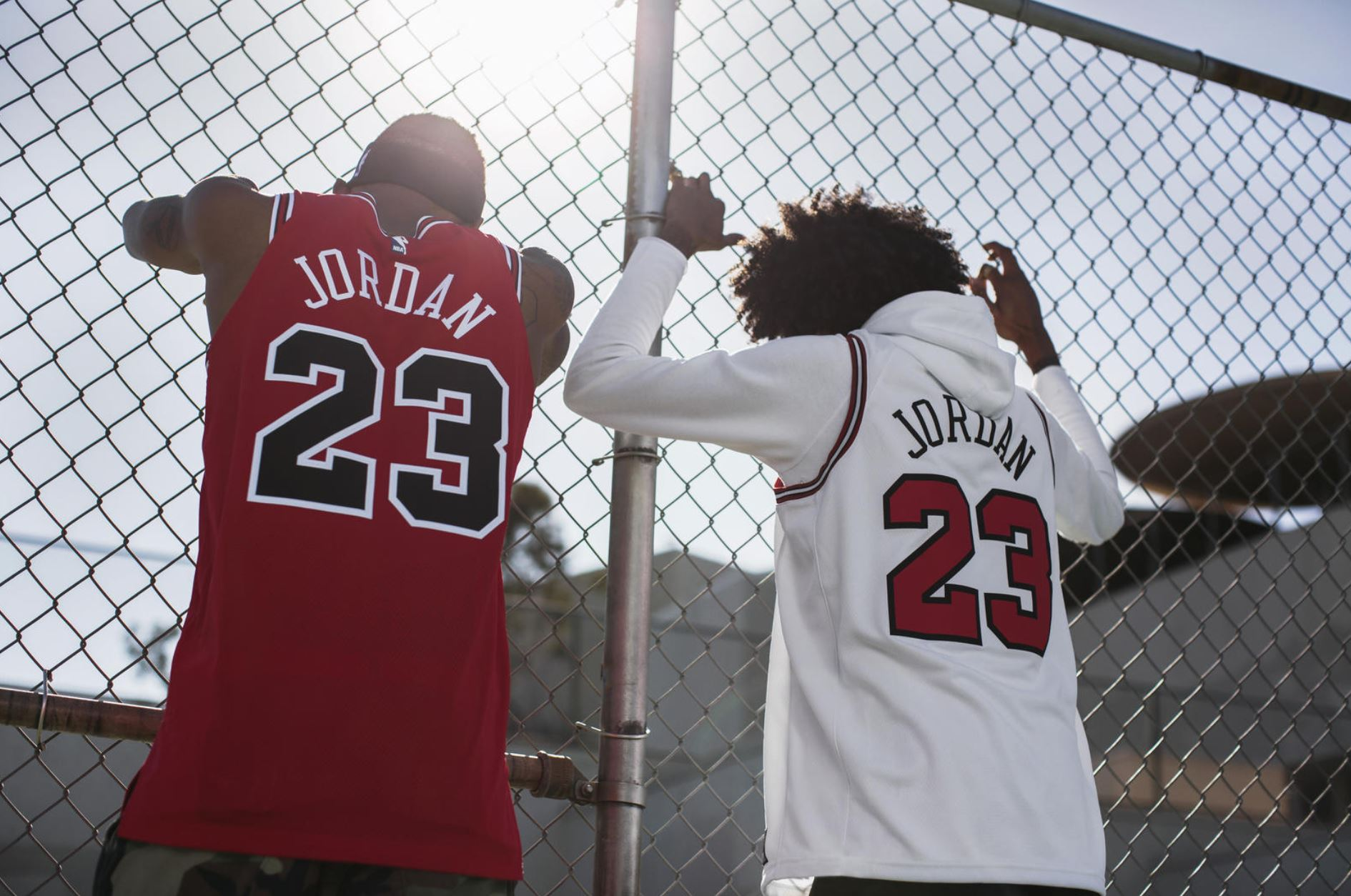 00aeeb59 Nike Unveils Limited Edition Michael Jordan Bulls Jerseys to Honor the Last  Shot