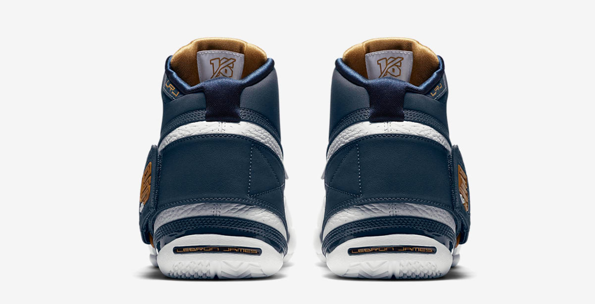 outlet store 5a144 6613b The Nike LeBron Soldier 1 '25 Straight' Releases Tomorrow ...