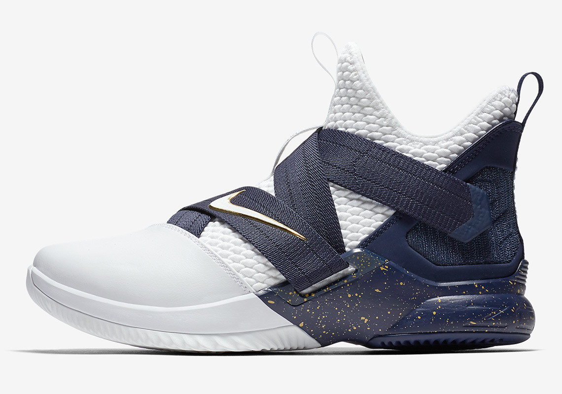 This Nike LeBron Soldier 12 SFG is an