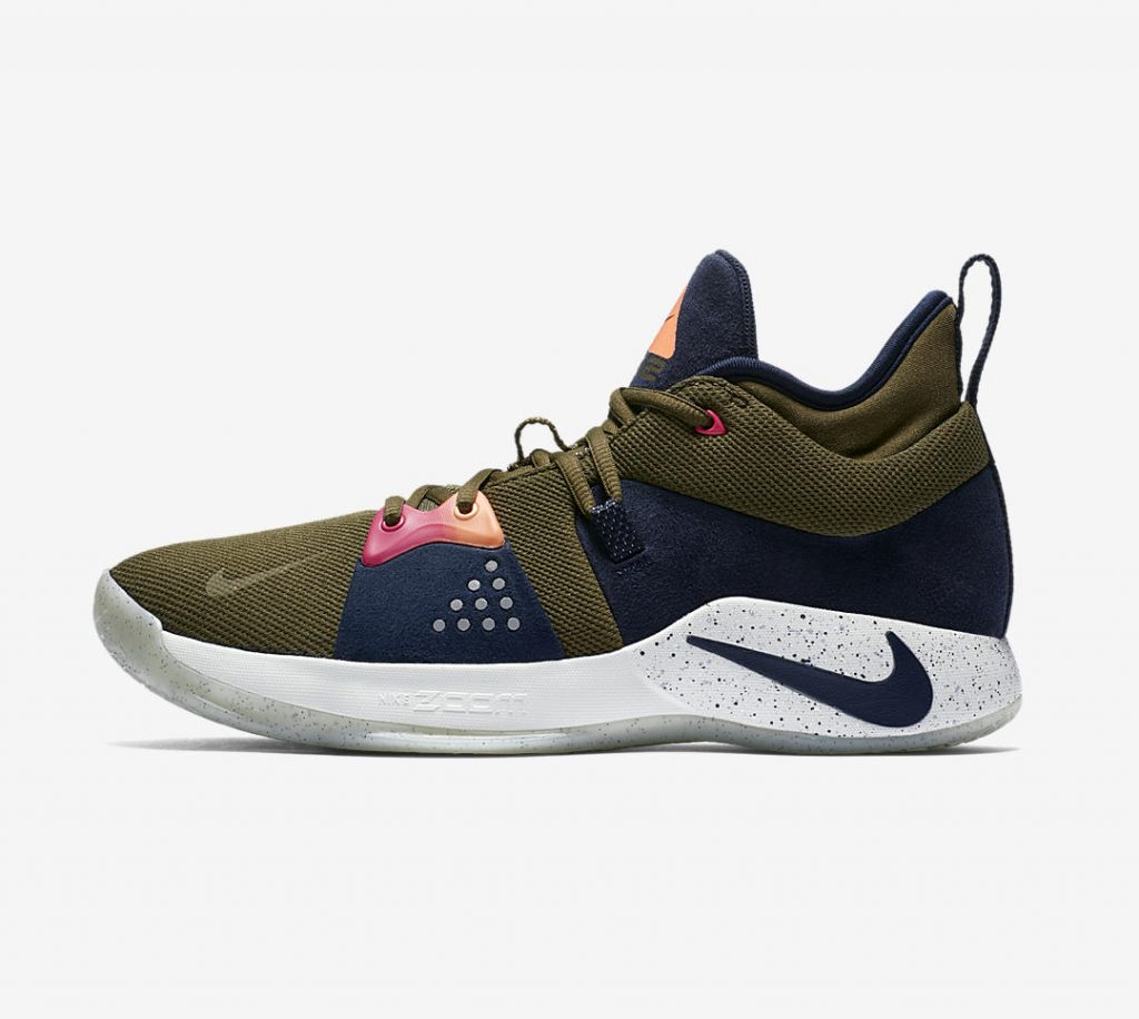 The Nike PG 2 Gets ACG Flare with this Upcoming Colorway