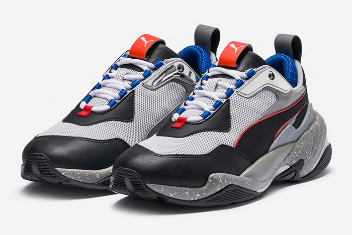 Two New Puma Thunder Spectra Colorways