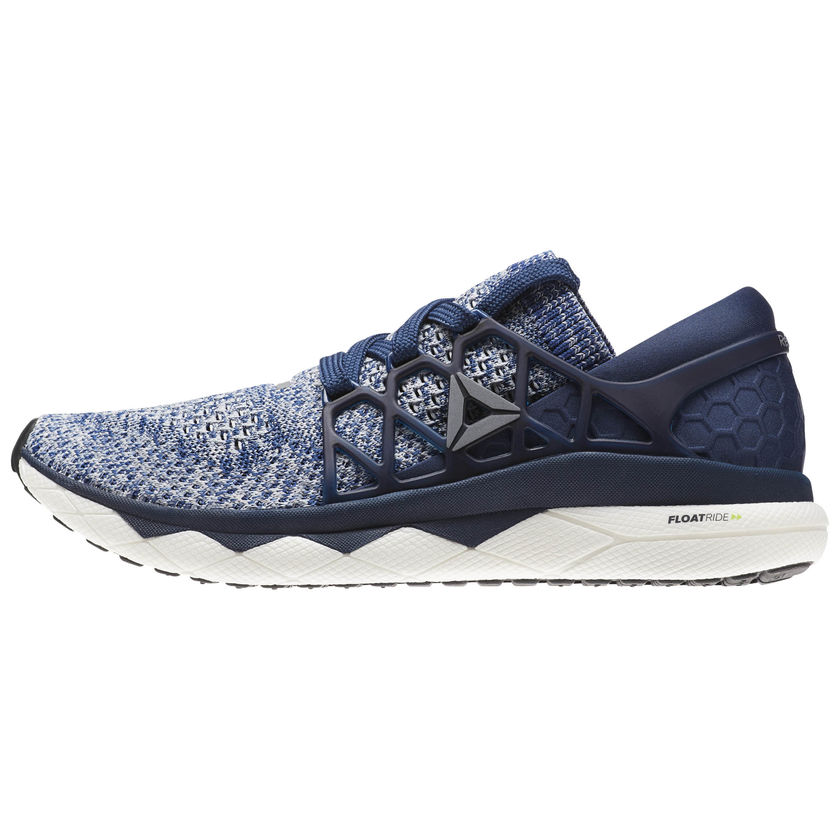 reebok floatride run heather knit